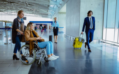 A Guide to Flying with Disabilites